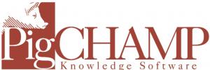 PigCHAMP Knowledge Software